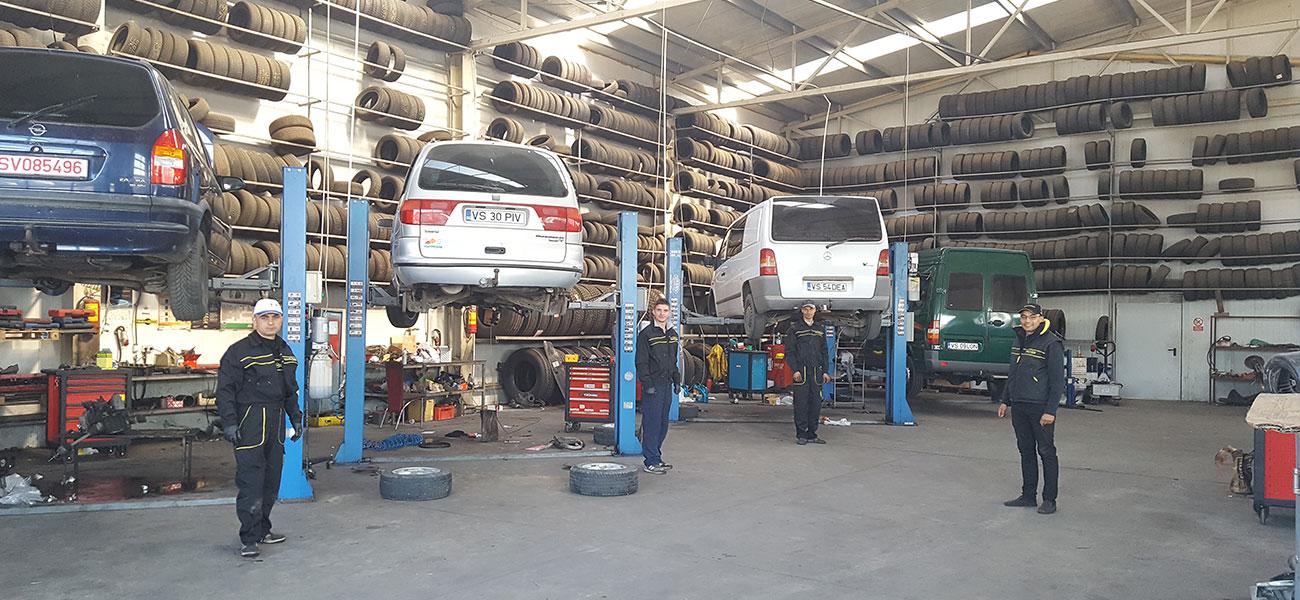 Service Camioane Vaslui